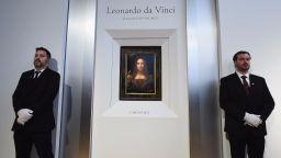 Последната картина на Леонардо ще търси купувач за 100 милиона долара