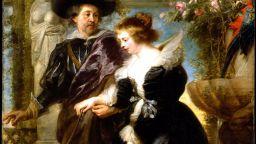 Музата на Рубенс е втората му жена