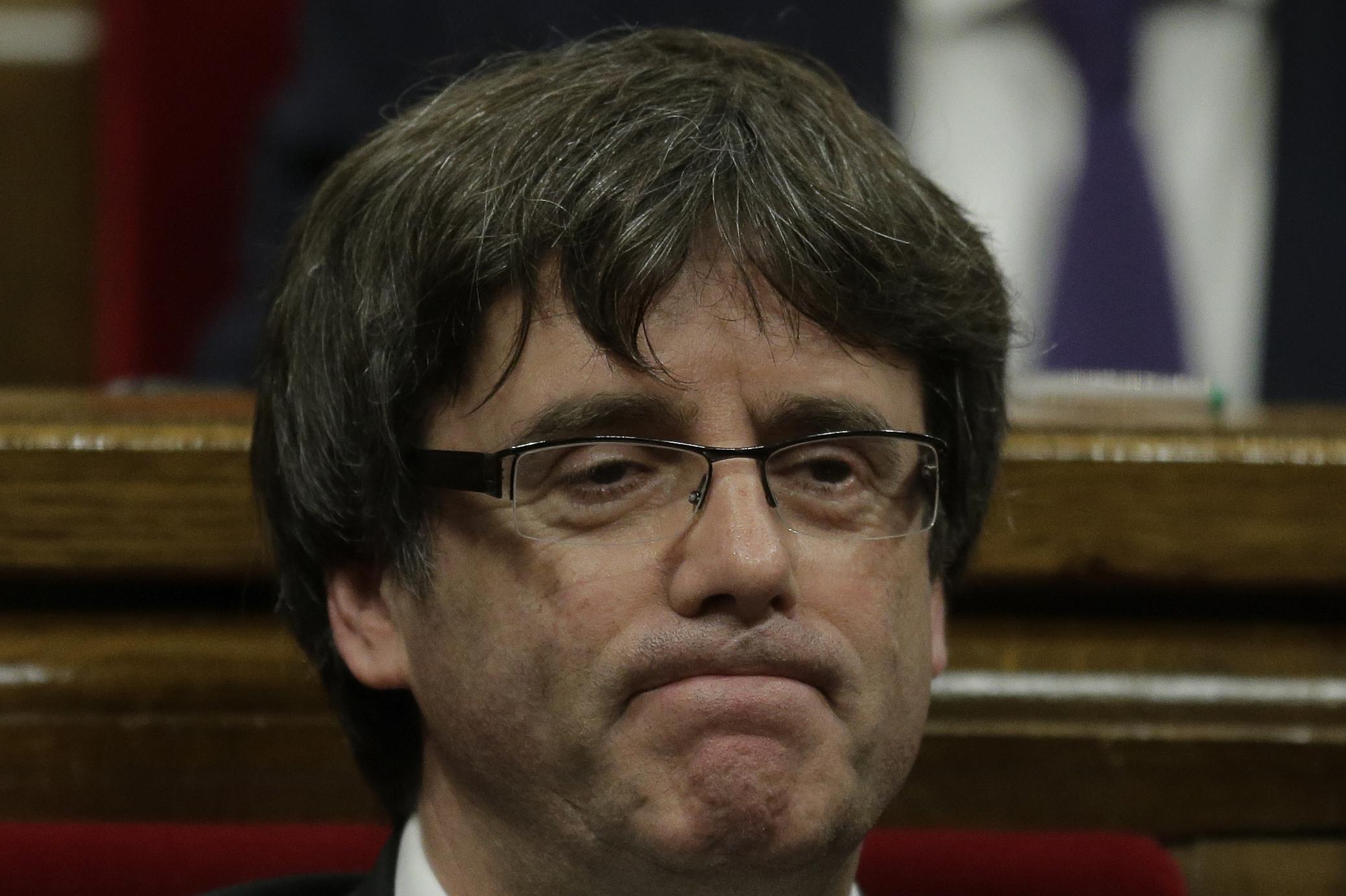 """Мадрид задейства """"ядрената опция"""""""