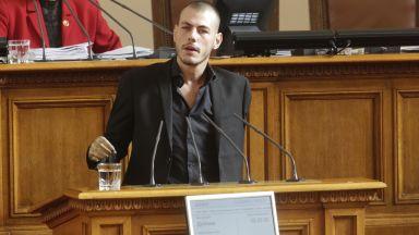 И параолимпиецът Михаил Христов напуска парламентарната група на БСП