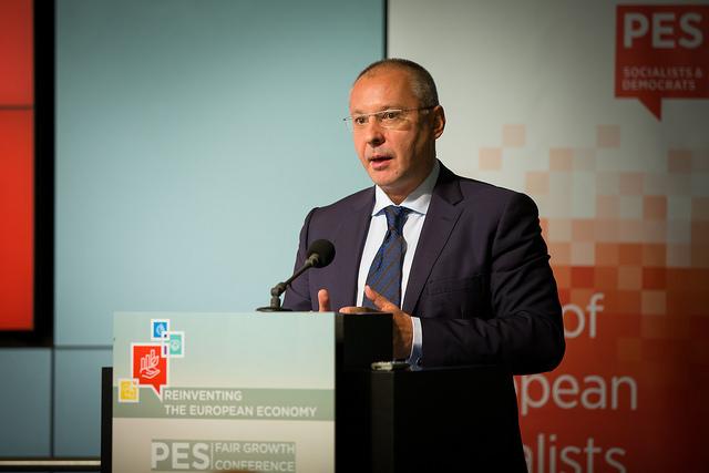 Станишев предложи алтернатива за бъдещето на Европа