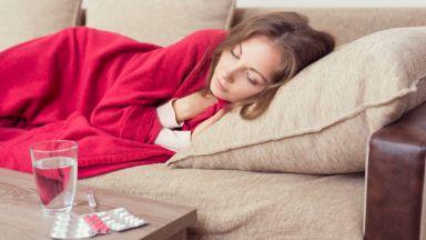 Всеки пети болен от грип с усложнения
