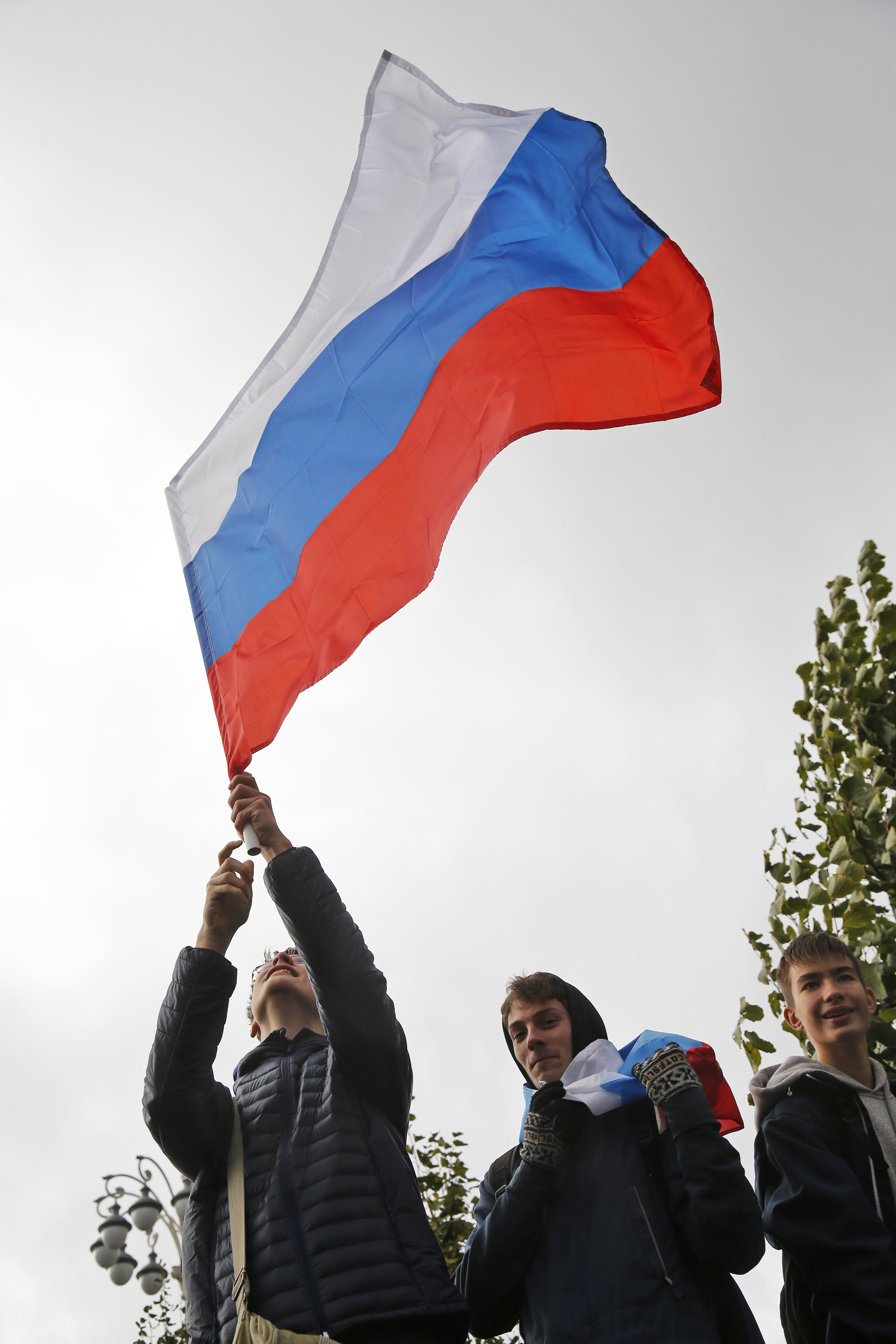 Руснаците: Ще стъпим първи на Марс
