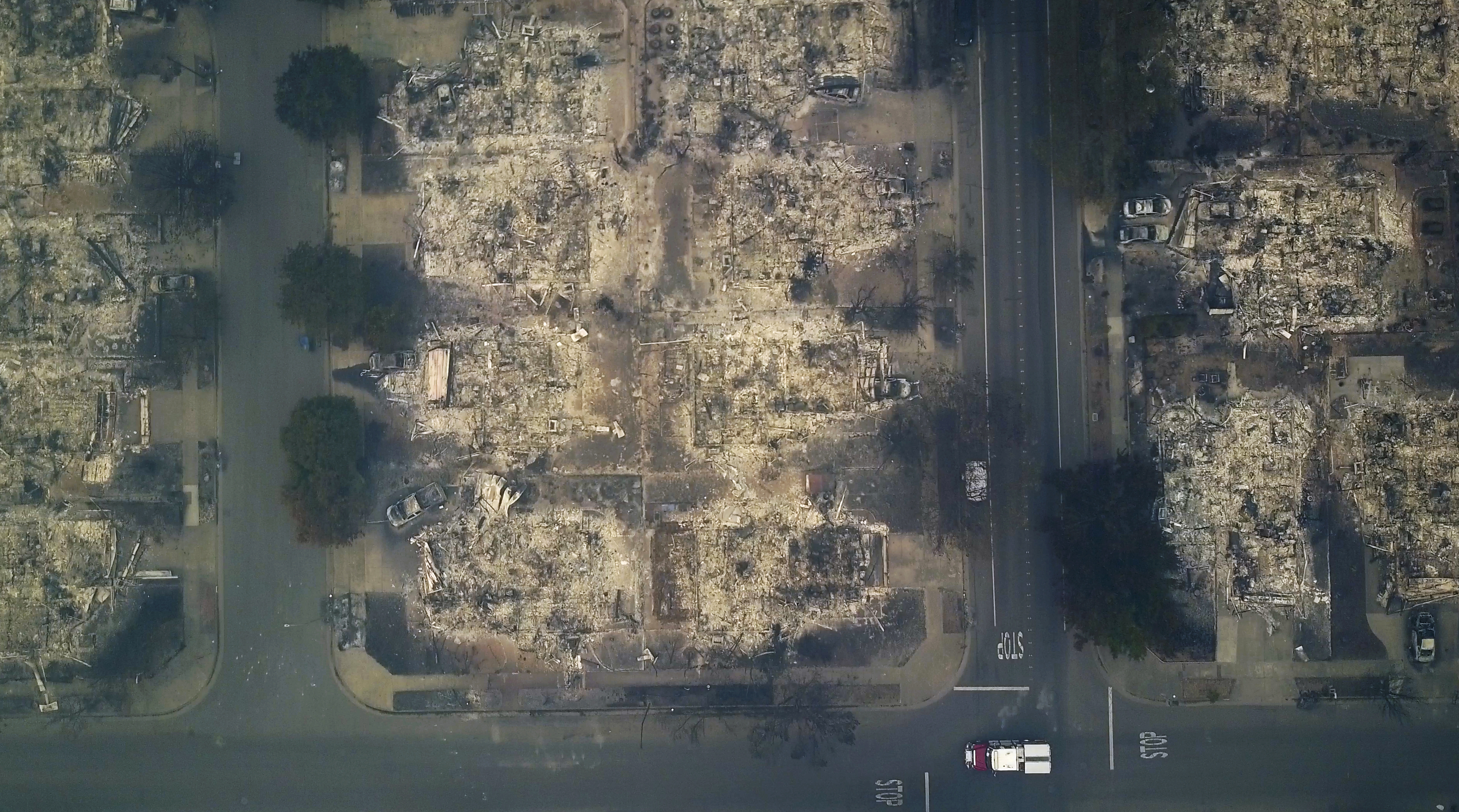 Рекорден брой жертви на пожарите в Калифорния