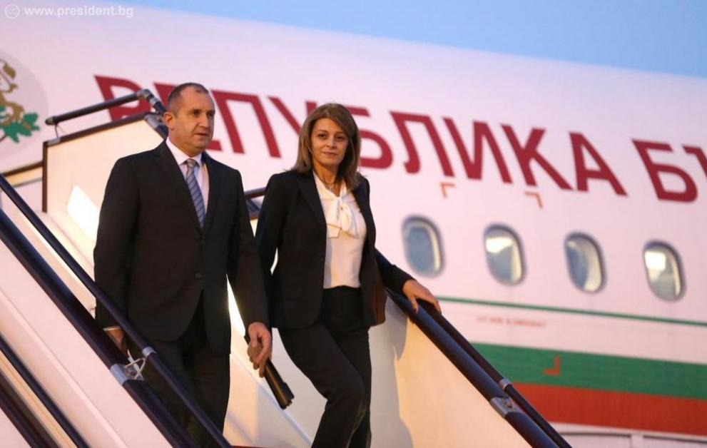 В Азербайджан Радев подкрепи Южния газов коридор