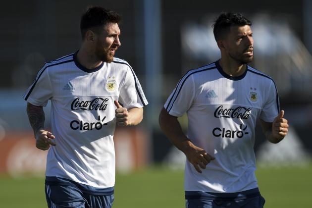 """Агуеро: Мечтая си да играя с Меси в """"Сити"""""""