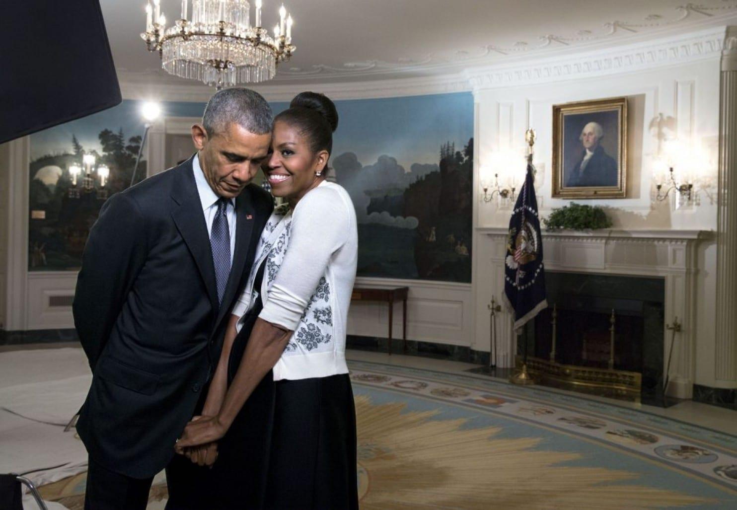 Фотографката на Мишел Обама разкри любими кадри