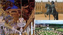 """Как е построен """"Версай"""""""