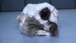 The Rest is Silence  - творба, която прекрачва границите на танца и театъра