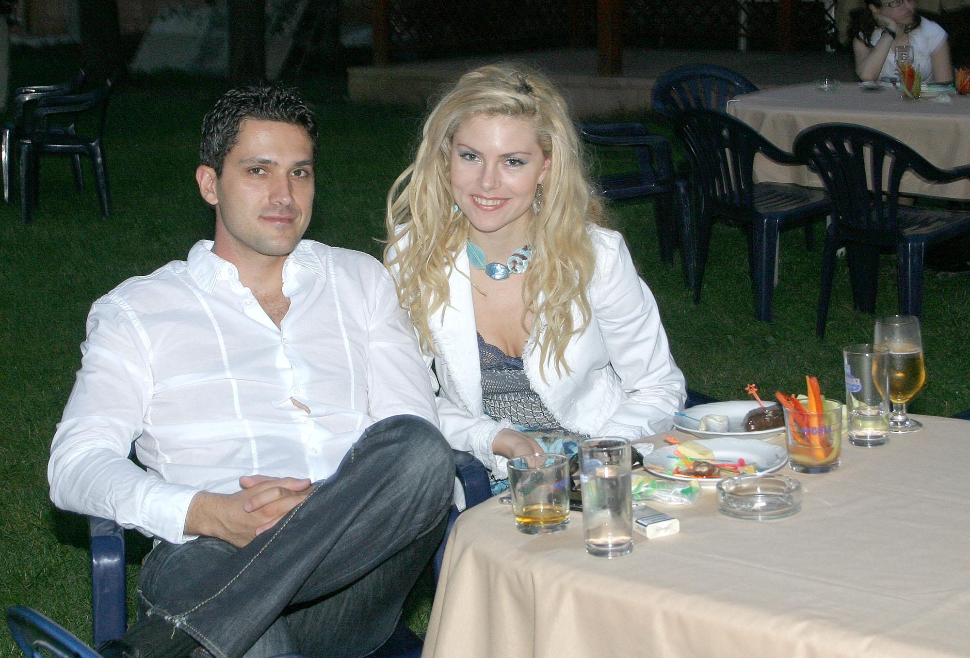 Деси Банова и Ивайло
