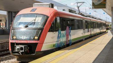 Влак отряза ръката на пътник, скочил в движение