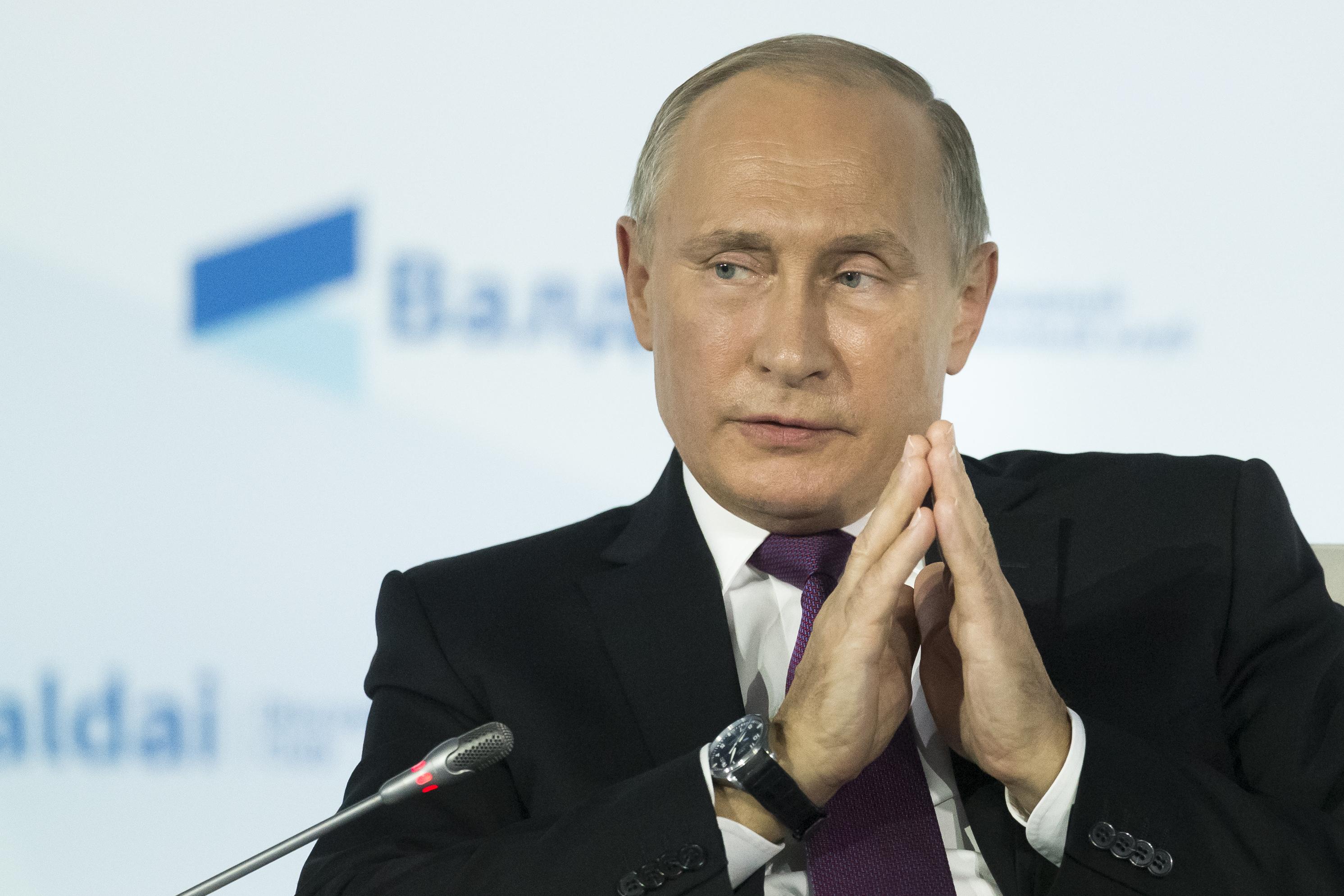 Путин: От руската революция през 1917 г. спечели Западът
