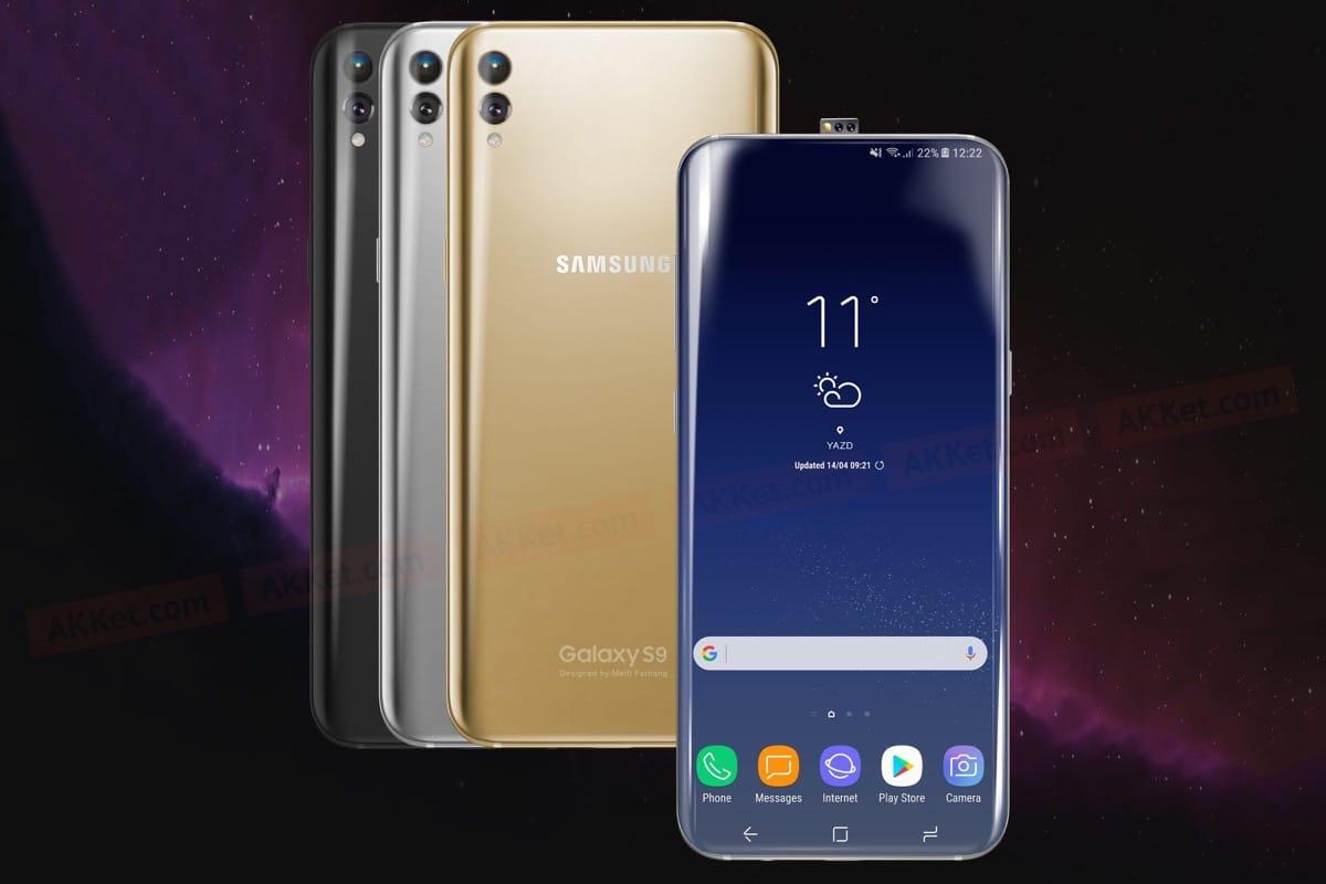 Започва производството на Samsung Galaxy S9