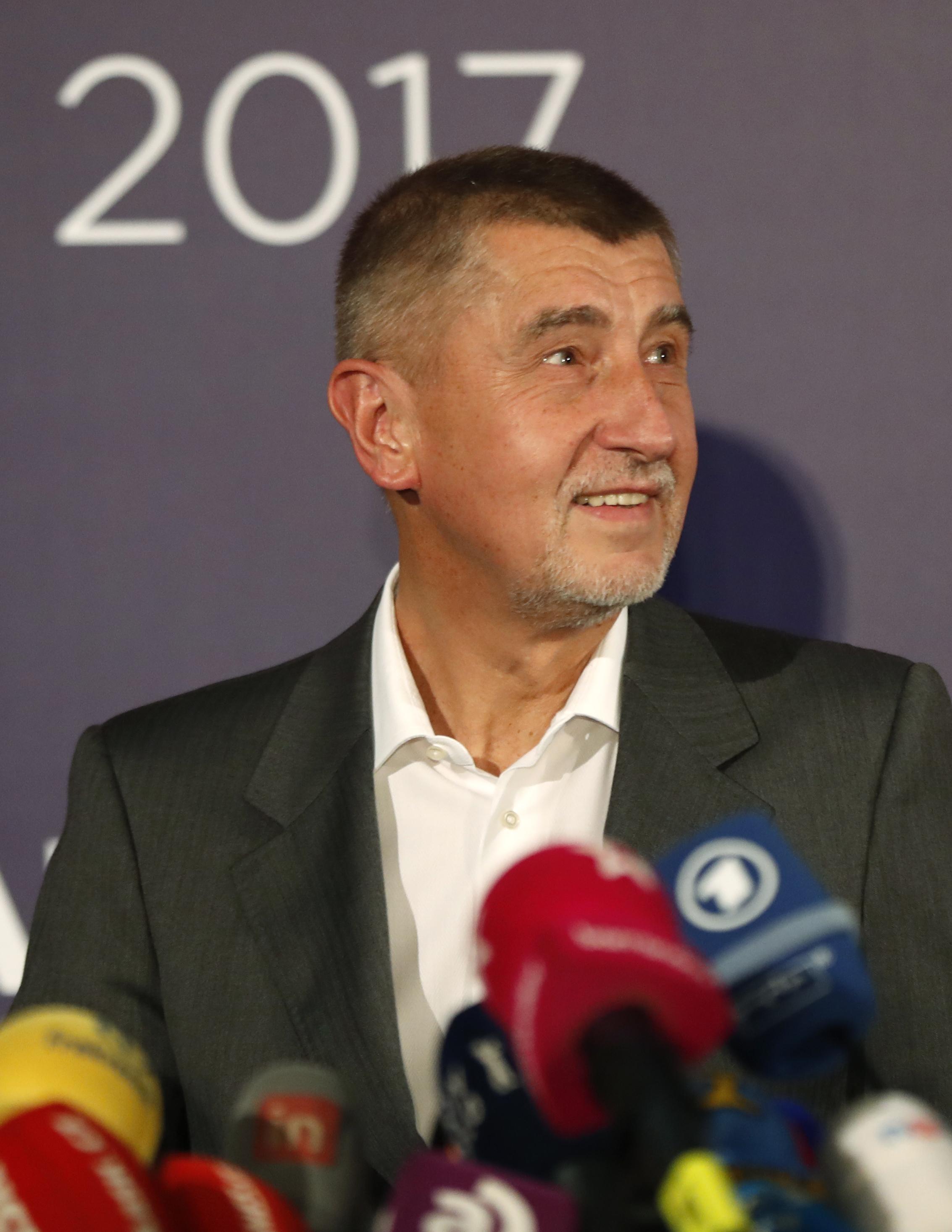 Партията на Бабиш пак го предлага за премиер на Чехия