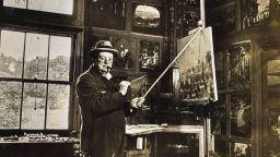 Последната картина на Уинстън Чърчил си търси купувач