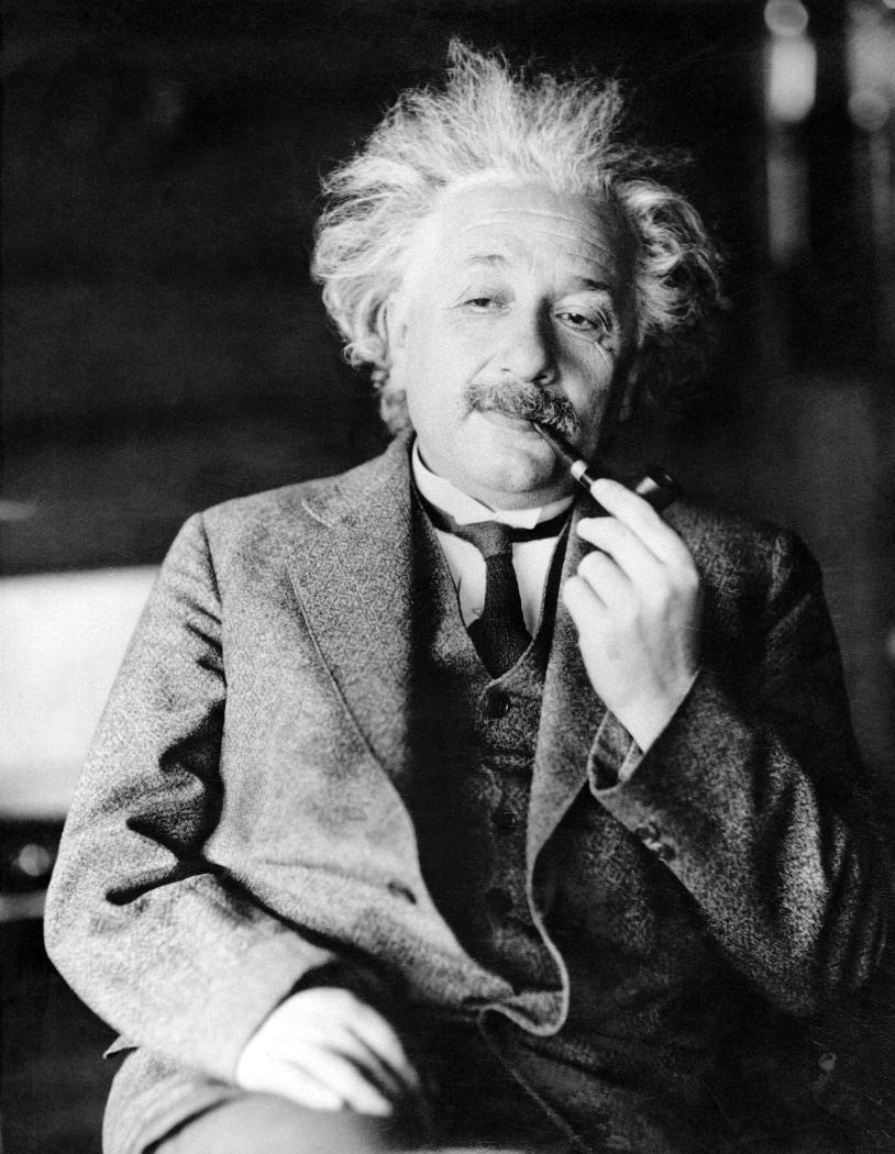 Ръкописна бележка на Айнщайн продадена за 1,56 млн. долара