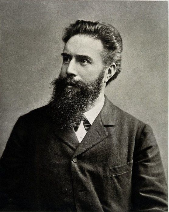 Резултат с изображение за Вилхелм Рентген