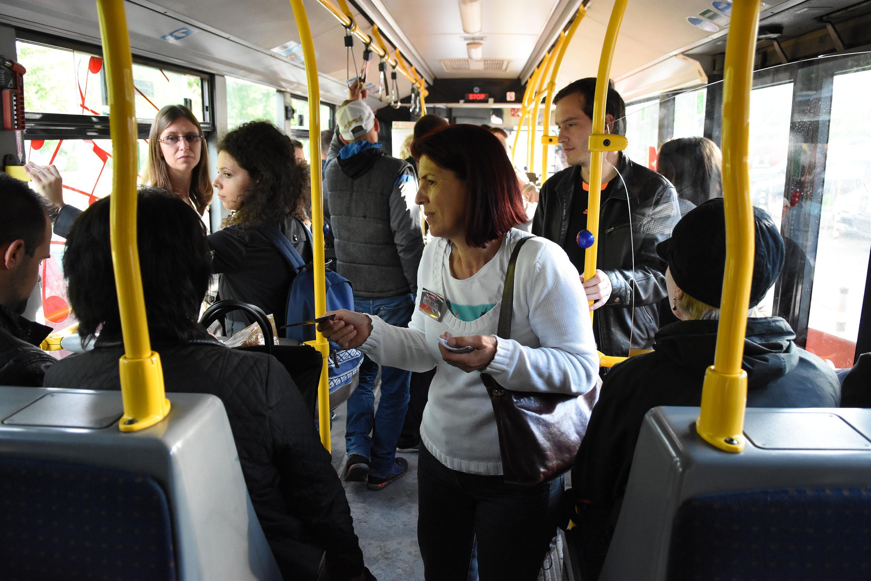 Поредна жалба спря тикет системата в София