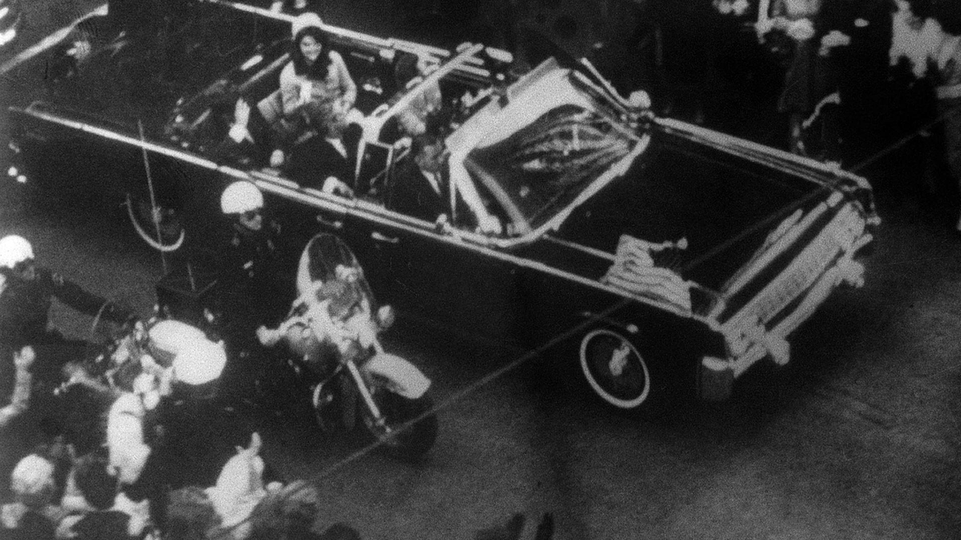 Денят, който промени Америка: 56 г. от убийството на Джон Кенеди (видео+снимки)