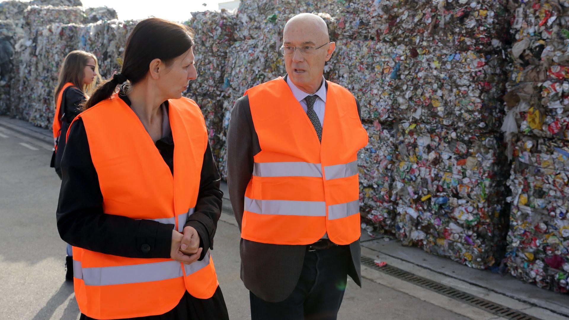 """Отпадъците лека-полека """"изчезват"""""""