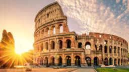 Знаете ли, че в Колизеума са се провеждали и морски битки?