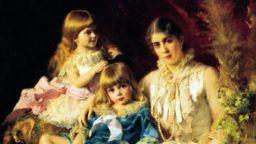 Поканили художника на руския император Александър II да нарисува Рузвелт
