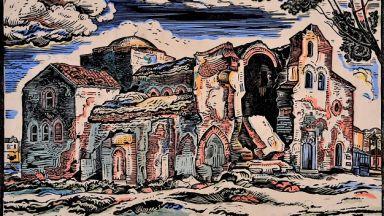"""Изложба """"Пейзажи със старини"""" показва Националната галерия"""