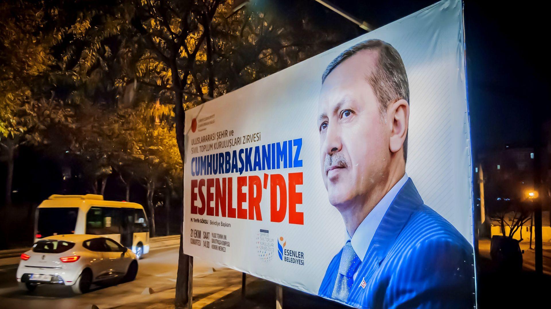 Турски дипломати и чиновници бягат в Германия