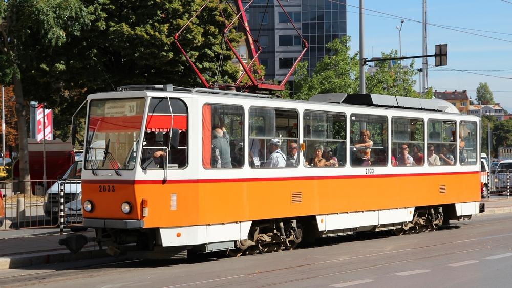 Променят движението на трамвайни линии 4 и 5