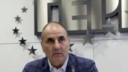 Цветанов отговори на Радев: Да не използваме лични нападки