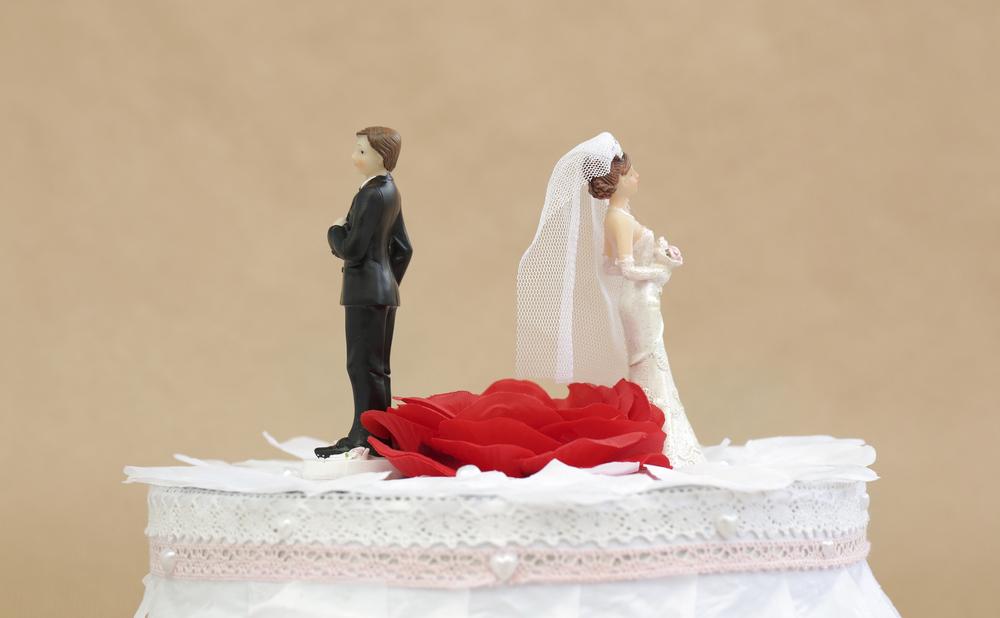 Установиха основната причина за разводите