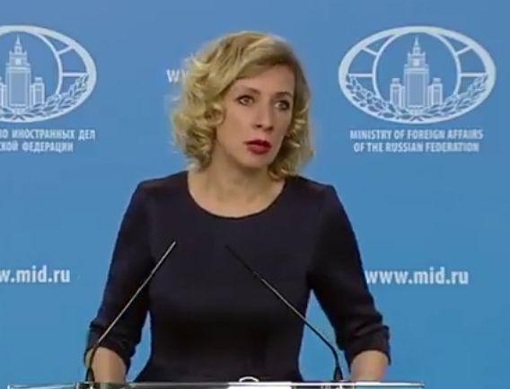 Москва отвърна на удара на Тереза Мей