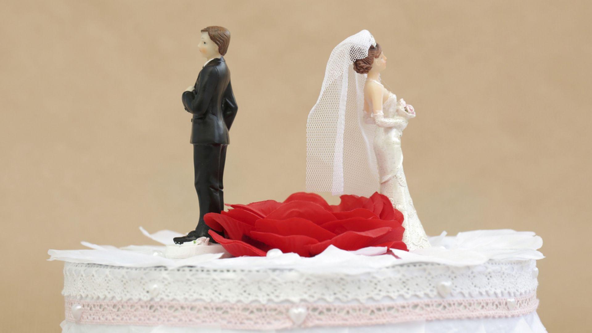 Разводът е вреден за здравето