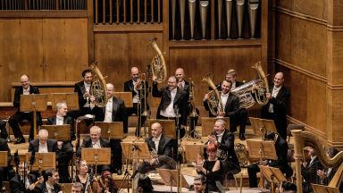 """Рядко изпълняваната Осма симфония на Брукнер звуча в зала """"България"""""""
