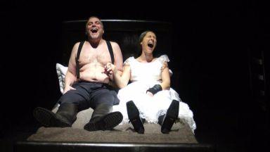 """""""Мъртвешки танц"""" на """"Сфумато"""" гостува в Международния културен център """"Оскар Нимайер"""" в Испания"""