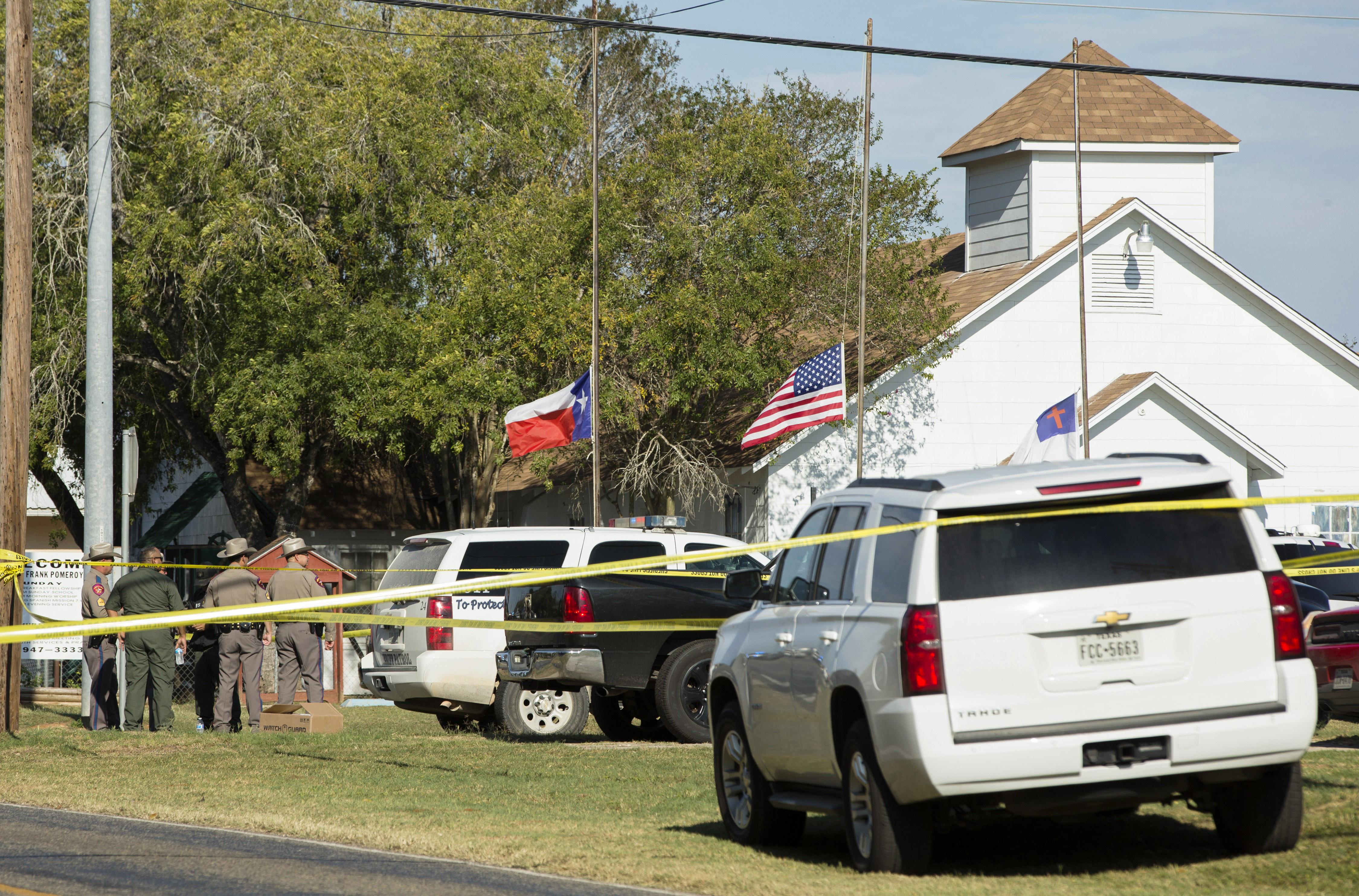 Едни от най-смъртоносните стрелби в САЩ от 2012 г.