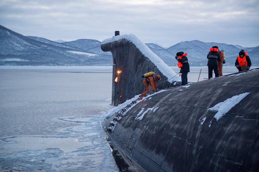 Хибридните войни в Арктика