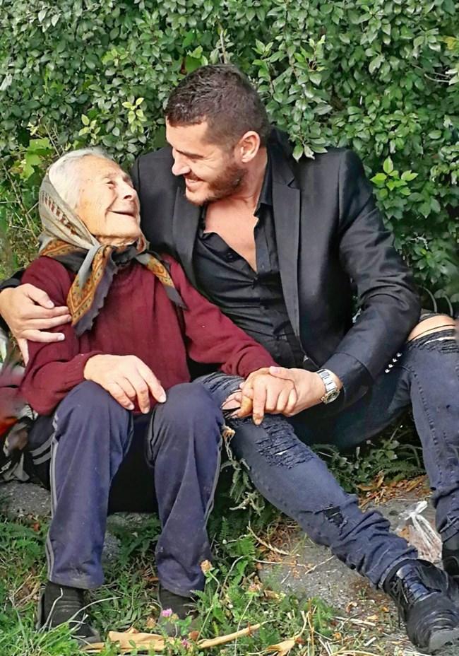 Чужденецът, който спасява нуждаещи се българи
