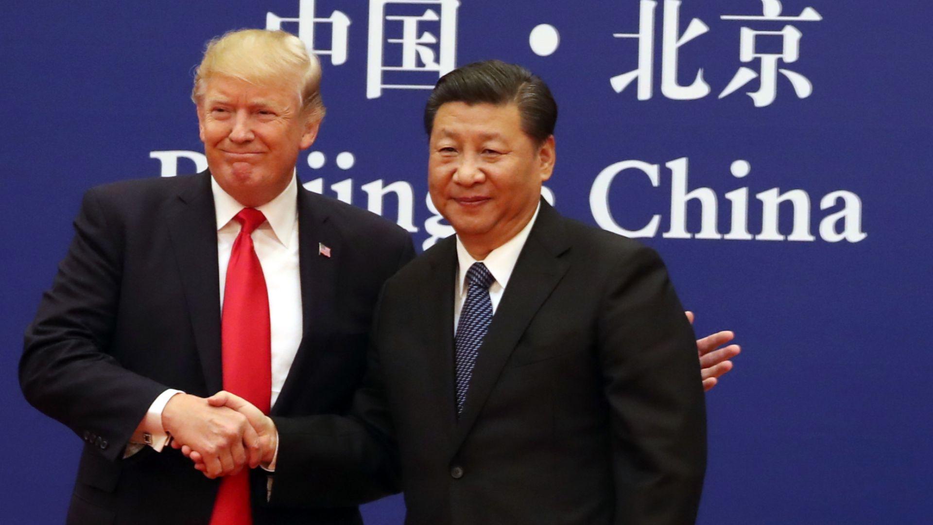 Голямата търговска война между САЩ и Китай приключи