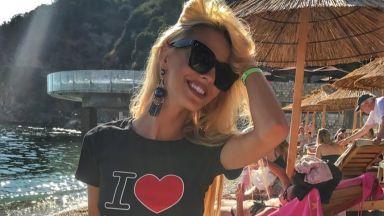 Натали Трифонова показа любимия си