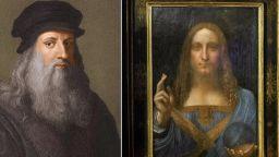 """Виждали ли сте """"мъжката"""" Мона Лиза на Леонардо?"""