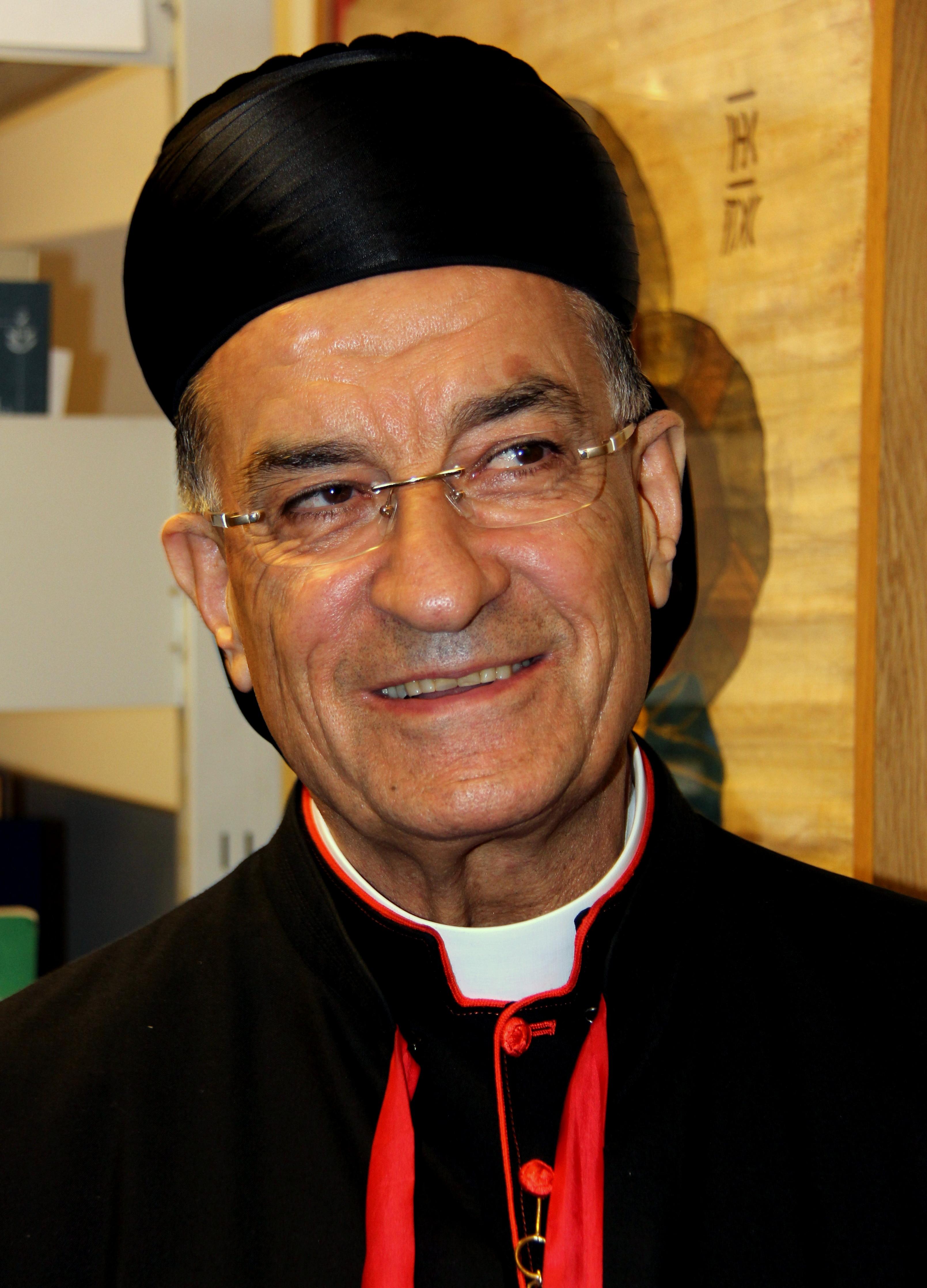 Историческа визита на ливански патриарх в Рияд