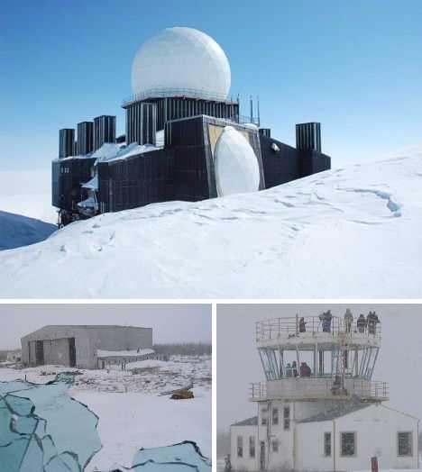 Русия прави нов радарен комплекс в Антарктида?