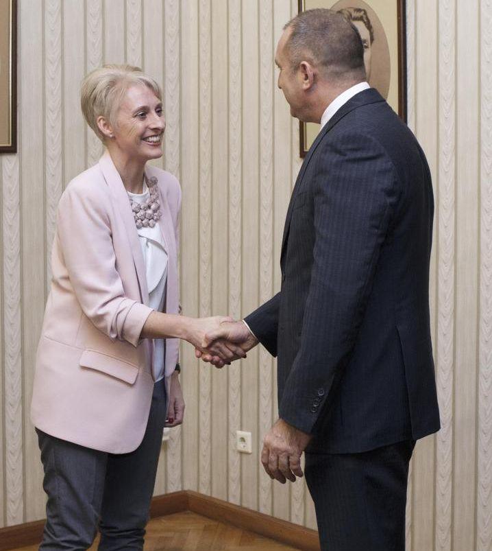 Радев към Хопкинс: Искаме гаранция за българите след Брекзит