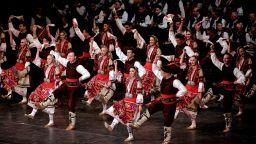 """Ансамблите """"Филип Кутев"""", """"Тракия"""" и """"Пирин"""" ще се надиграват в зала """"Колодрума"""" в Пловдив"""