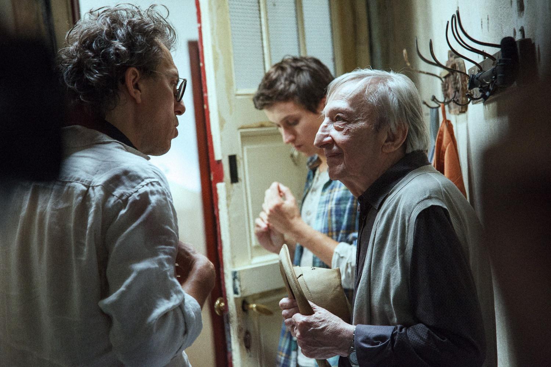 Режисьорът Галин Стоев: Коко Азарян ми даде всичко