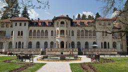 Споделете музиката в двореца Врана със Софийската филхармония
