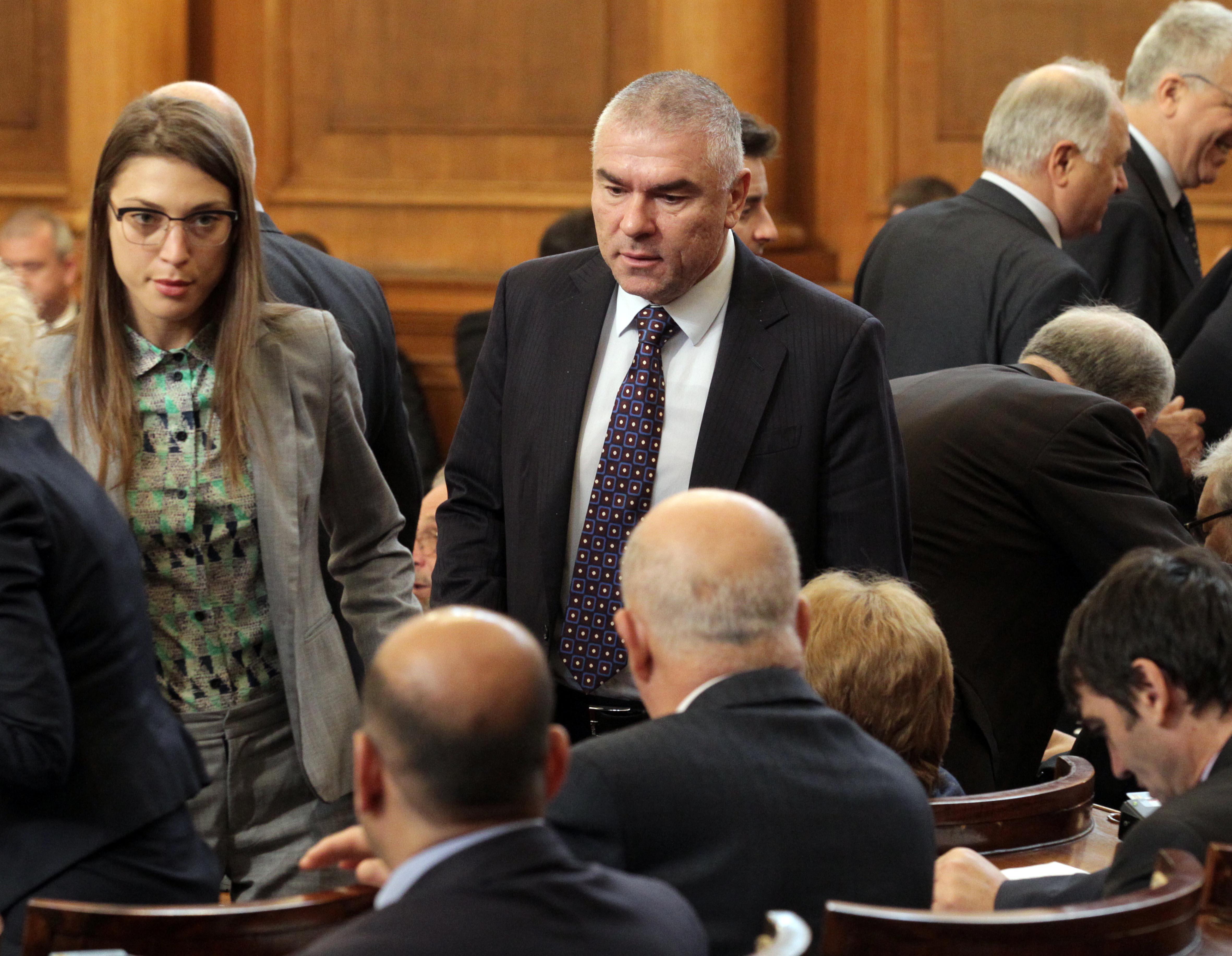"""От """"Воля"""" ще гласуват по съвест за Истанбулската конвенция"""