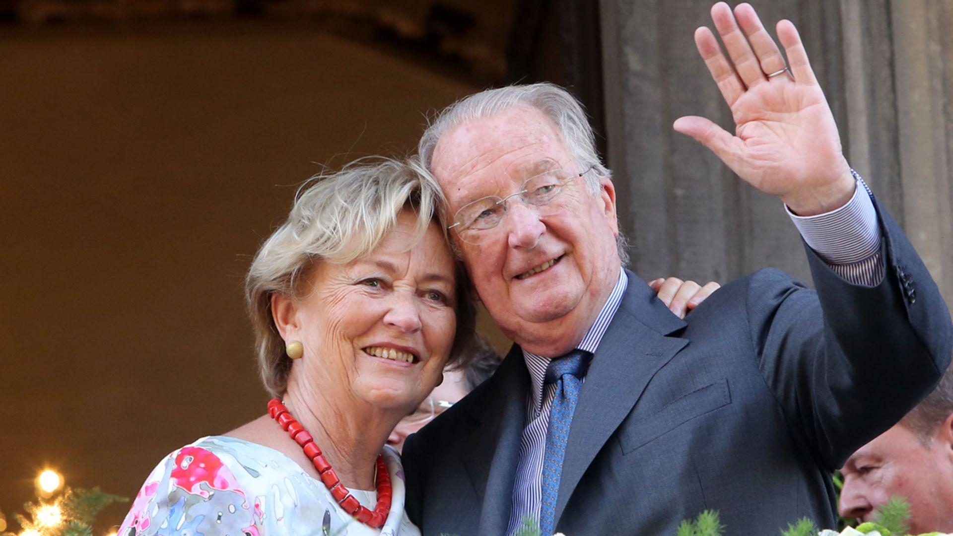 Бившият белгийски крал се срещна за пръв път с извънбрачната си дъщеря (снимка)