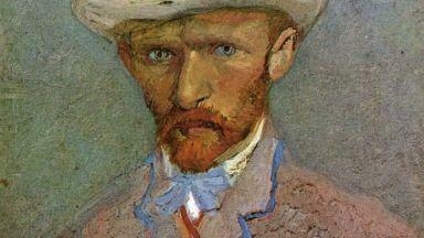 """Откриха непозната картина """"2 в 1"""" на Винсент ван Гог"""